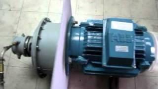 Solar Steam Turbine, Test V, 10 kW by Dr. Jack Wong
