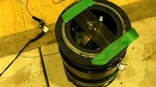 4 inch pulse motor