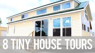 8 Tiny House Tours