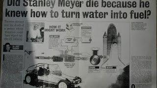 Stan Meyer's water powered car