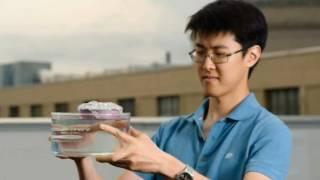 Sponge creates Steam using ambient sunlight without requiring Mirrors or Lenses