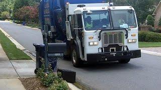 North Carolina Trash Collection Company Chooses Alternative Fuels