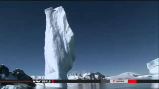 ► NASA: Antarctica gaining ice