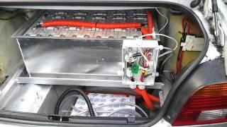 BMW E39 EV Conversion 30 High Voltage