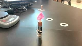 Tiny Dancer Homopolar Motor Emily