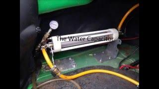 HIgh voltge low amp Electrolyzer Fuel cell Water builds Stan Meyer reloaded