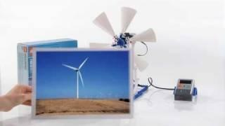 LEGO 9688 Renewable Energy Add-on Set - M&M Wind Turbine