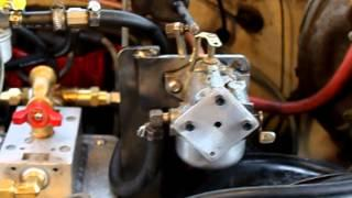 Second GEET Carb Setup on Chevy V-8