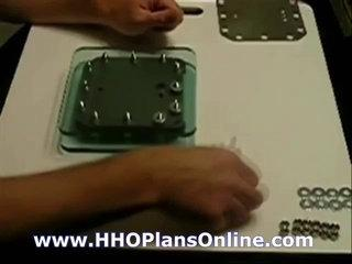 Build HHO Dry Cell Generator - Plans to Build HHO Dry Cell kits