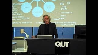 2013 QUT Grand Challenge Lecture - Sustainable Buildings & Infrastructure - A Kiviniemi