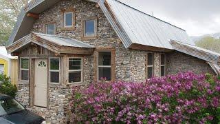 Slipform Stone Masonry: Building a Slipform Stone House from the Bottom Up