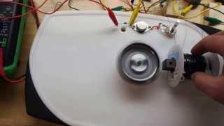 Bedini SSG Motor Part 1