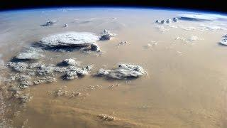 ScienceCasts: Desert Dust Feeds Amazon Forests