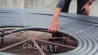 Solar Water Heater Uno