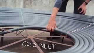 Solar Water Heater Uno