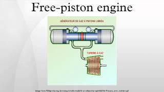 Free-piston engine