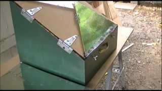 Solar Oven  2012