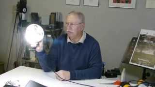 DIY Edison LED Light