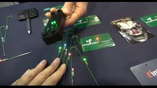 Embedded wireless power based on RF energy harvesting| IDTechEx Show! USA 2016