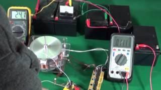 Bedini Dualpolar Motor Generator
