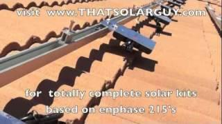 That Solar Guy - Product Review - enphase 215 microinverter