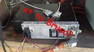 BMW E31 840CI EV Conversion 45 : Brusa Charger Communication