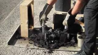 Metal Casting at Home Part 2 Backyard Foundry