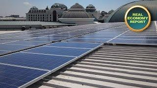 Emperors Palace launches rooftop solar PV plant