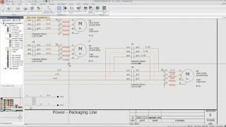 Calculate the Voltage Drop & Power Loss with SolidWorks Electrical - December 2013