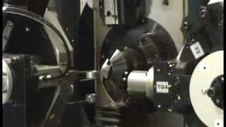 SPRING MACHINE - ITAYA RX-40A - Double torsion