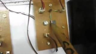 Solar powered boiler without using micro controller