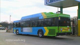 Maryland County Fleet Uses Wide Variety of Alternative Fuels