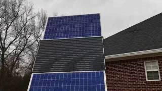 DIY Home Solar Array Update - Adding more panels