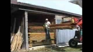 Solar Cycle Lumber Dry Kilns