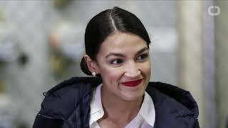 Alexandria Ocasio-Cortez Publishes 'Green New Deal'