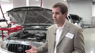 Toyota's Green Building Design: LEED Gold Inland Empire Technical Training Facility
