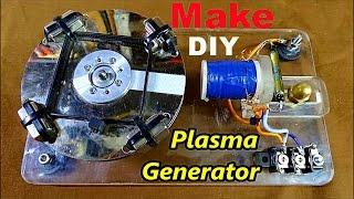 Make Plasma Generator DIY-Circuit!