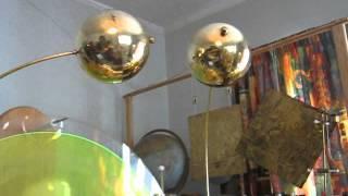 800 Twin pair disc Voss Machine