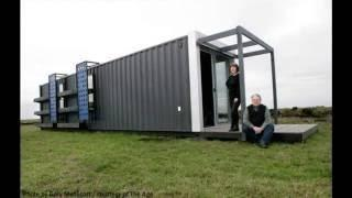 Container Home Design Ideas - Most Beautiful Houses Made from Shipping Containers