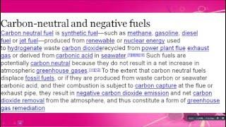 What Is Alternative Fuels