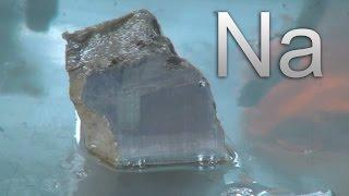 Sodium Metal Chemical Reactions Compilation!
