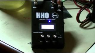 HHO Constant Current PWM