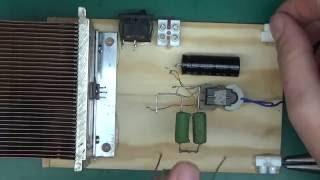 High Voltage DIY easy and simple generator build