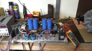 BMW E31 840CI EV Conversion 25 : Inverter 06