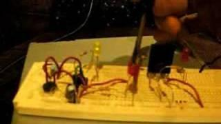 HHO PWM Simple Circuit NTE2376
