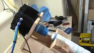 Electric Boat Inboard DIY