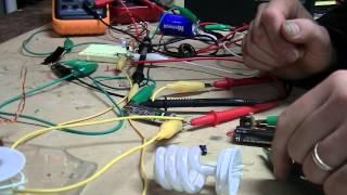 Joule Thief tinkering