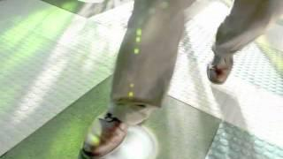 Pavegen: Generating energy from footsteps at a busy school