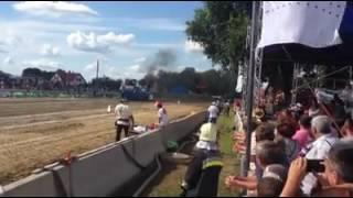 hho tractor pulling