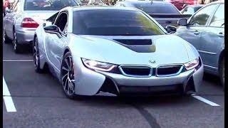 2016 BMW i8 Plug-in Hybrid Electric Vehicle